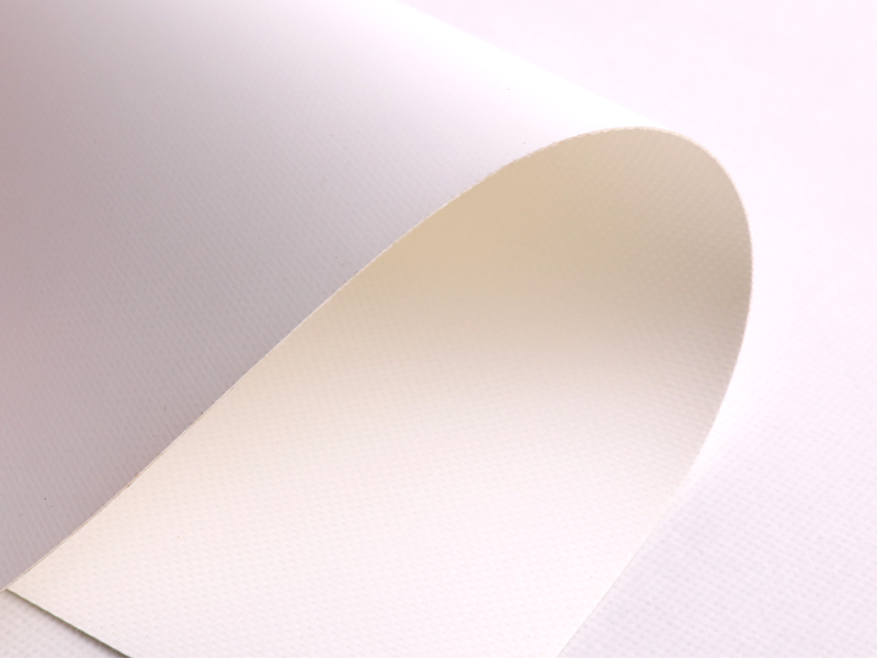 white pvc tents materials