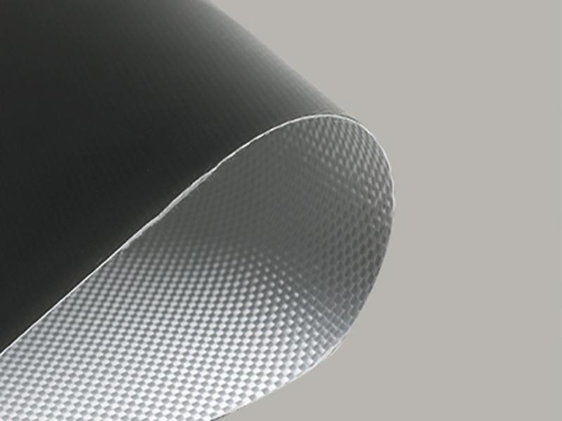 650gsm grey Kerder fabric